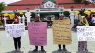 Keraton Yogya Pertanyakan Putusan Pengadilan soal Eksekusi Kios 5 PKL