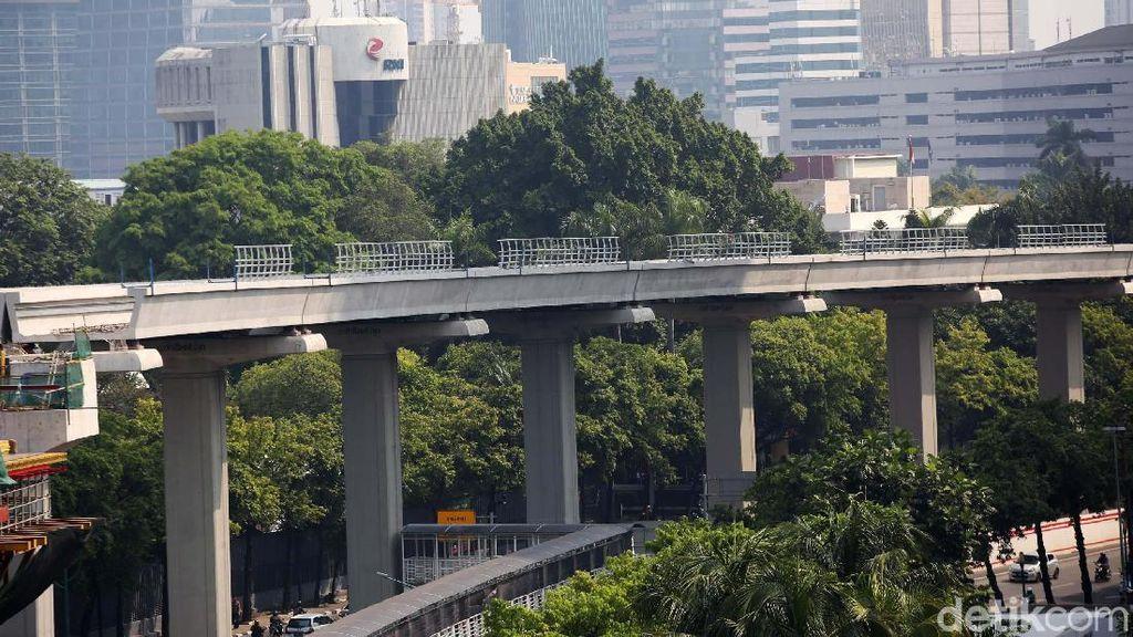 Insinyur Jembatan Lengkung LRT Bercita-cita Jadi IRT