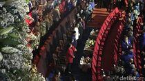 Paloh Menyapa: Jokowi Saya Sayangi, Megawati Sahabat Sejati