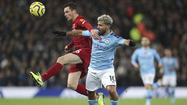 Hasil Liga Inggris: Liverpool Tekuk Man City 3-1
