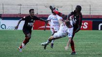 Persipura Vs Bali United Sama Kuat di Delta Sidoarjo