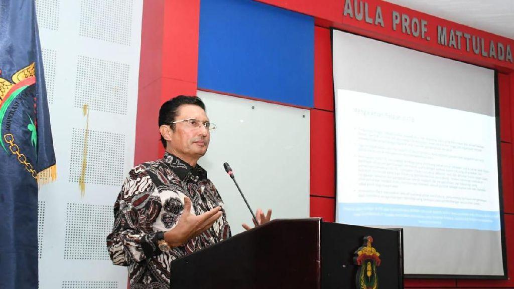 Wakil Ketua MPR Sebut Kampus Harus Jadi Laboratorium Kewirausahaan