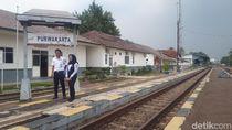 Per 1 Desember, Ada Rute KA ke Surabaya dan Malang dari Purwakarta
