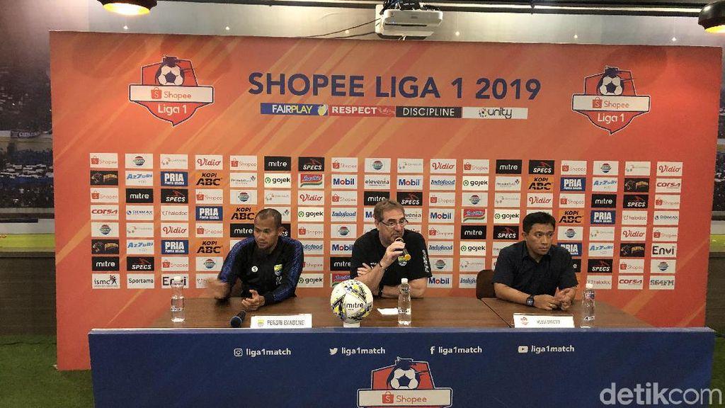 Menjamu Arema FC, Persib Bandung Tanpa 5 Pilar