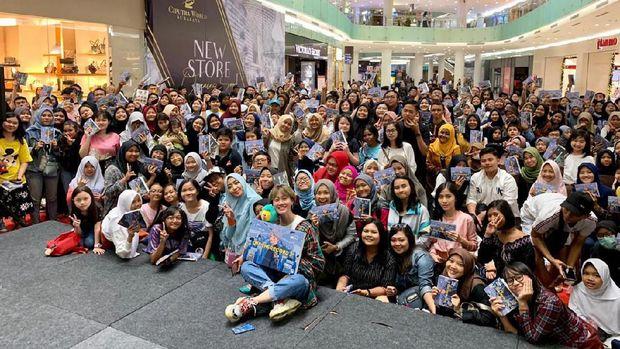 Alasan Ria SW Pilih Surabaya untuk Rilis Perdana 'Off the Record 2'