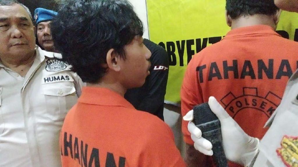 Jadi Kurir Narkoba, Seorang Driver Ojol Ditangkap di Stasiun MRT