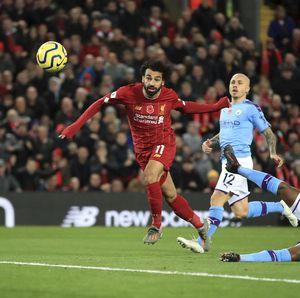 Man City Masih Jadi Tolok Ukur Juara Buat Liverpool