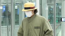 Gaya Baju Serba Kedodoran So Ji Sub Jadi Olok-olok Netizen