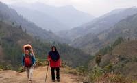 Asal tahu saja, Gunung Latimojong adalah gunung ke-14 yang pernah didakinya! (Istimewa)