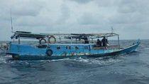 Australia Kembali Tangkap Perahu Nelayan Indonesia Bawa Sirip Hiu