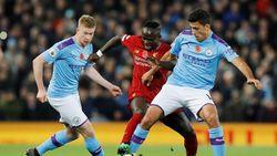 Pemanasan Jelang Man City Vs Liverpool