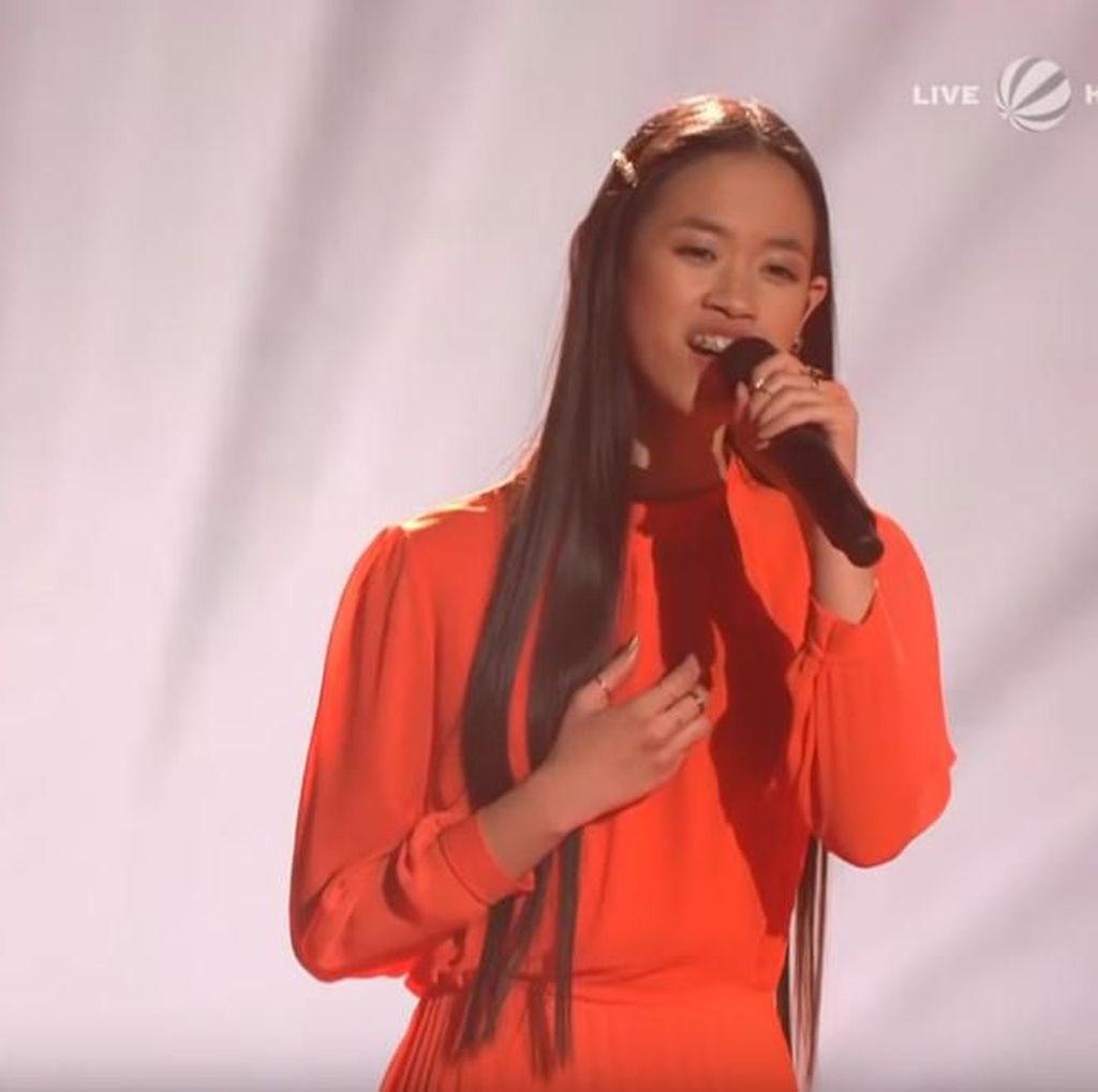 Dari Cirebon, Claudia Santoso Taklukkan The Voice Jerman