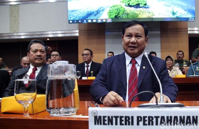 Bahas Kerja Sama Pertahanan, Prabowo ke Malaysia Besok