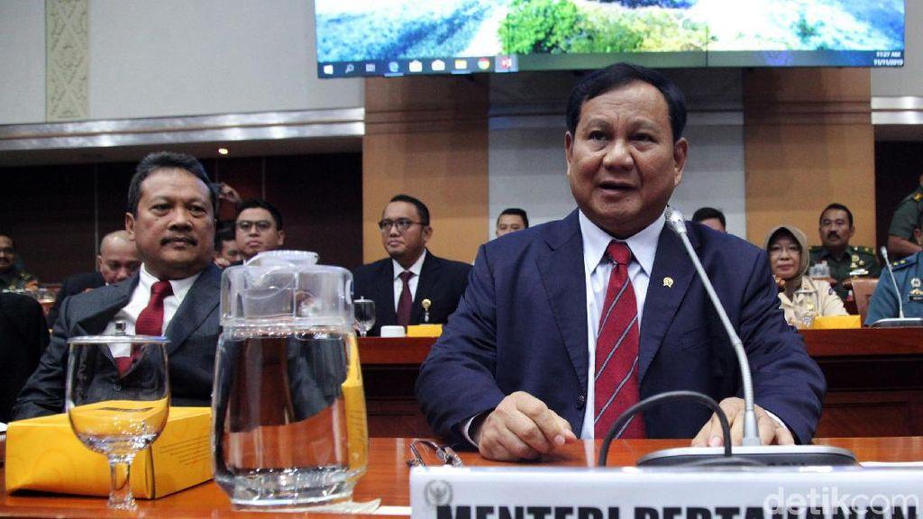 Prabowo Sebut Industri Pertahanan Banyak Kurangnya, Ini Kata BUMN