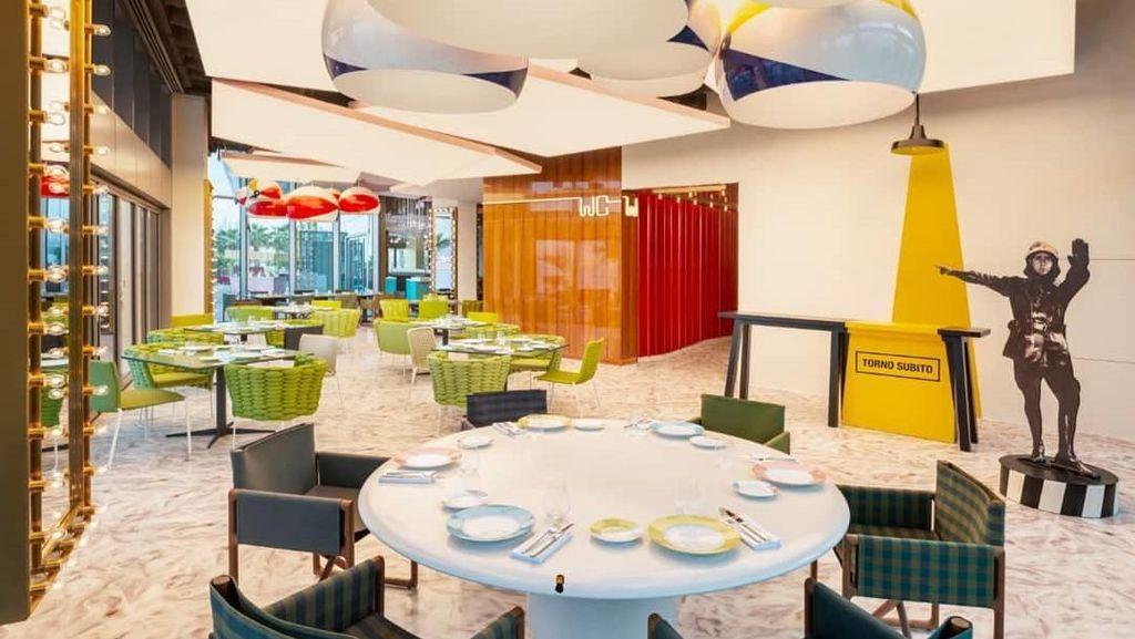 Deretan Celebrity Chef Dunia yang Buka Restoran di Dubai