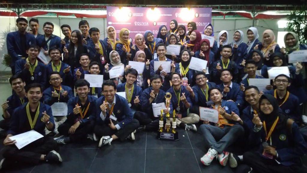 Raih 53 Penghargaan, IPB Jadi Juara Umum Olimpiade Vokasi 2019