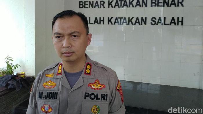 Kapolres Bogor AKBP Muhammad Joni (Sachril Agustin Berutu/detikcom)