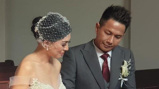 Sempat Salah Tanggal, Delon dan Aida Ingin Honeymoon yang Tak Jauh-jauh