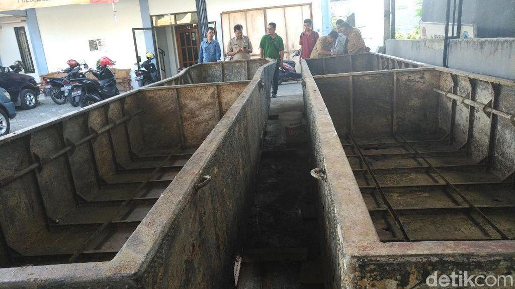 Temuan-temuan Baru dalam Konservasi Perahu Baja dari Bengawan Solo