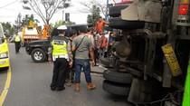 2 Kendaraan Tabrakan di Ciloto Cianjur, 6 Orang Terluka
