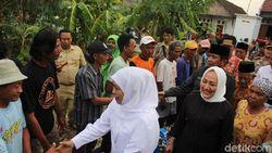 Khofifah Apresiasi Pemkab Bojonegoro dalam Tangani Dampak Puting Beliung