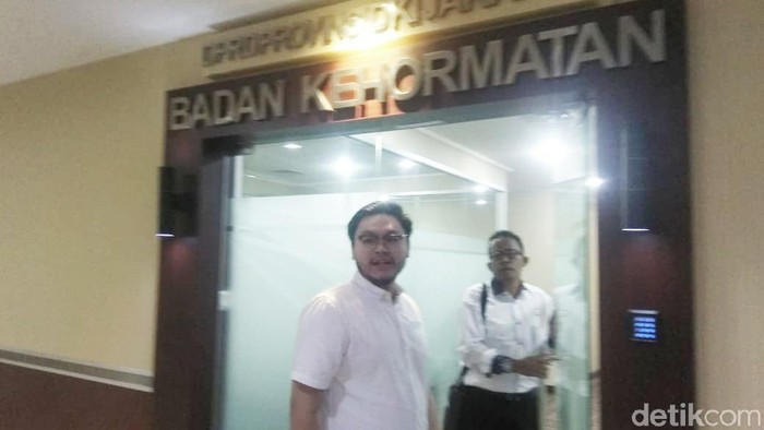William Aditya Sarana (Dwi Andayani/detikcom)
