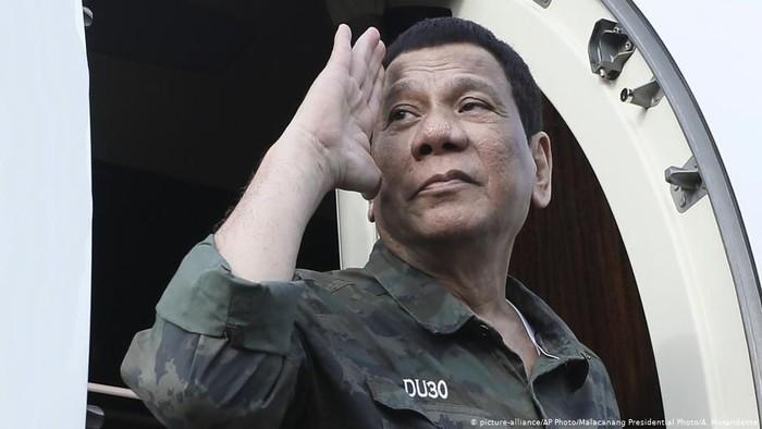 Rodrigo Duterte (DW)