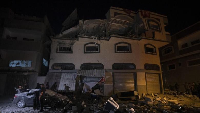 Lagi! Serangan Israel Tewaskan Warga Palestina di Jalur Gaza
