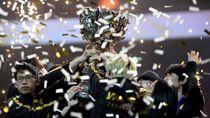 Juara Dunia League of Legends, Gamer Diganjar Rp 11,7 Miliar