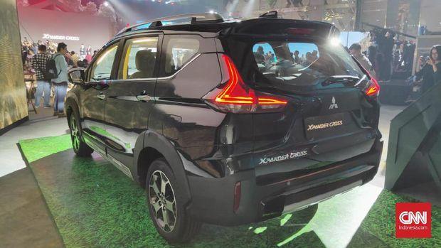 Mitsubishi Xpander Cross Meluncur, Lebih Mahal dari Rush