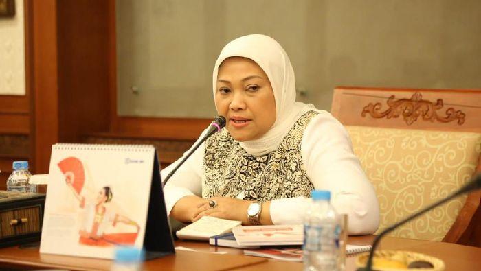 Menteri Ketenagakerjaan Ida Fauziyah/Foto: Dok. Kemnaker