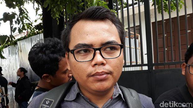 Kuasa hukum PKL di Gondomanan Yogya, Budi Hermawan.