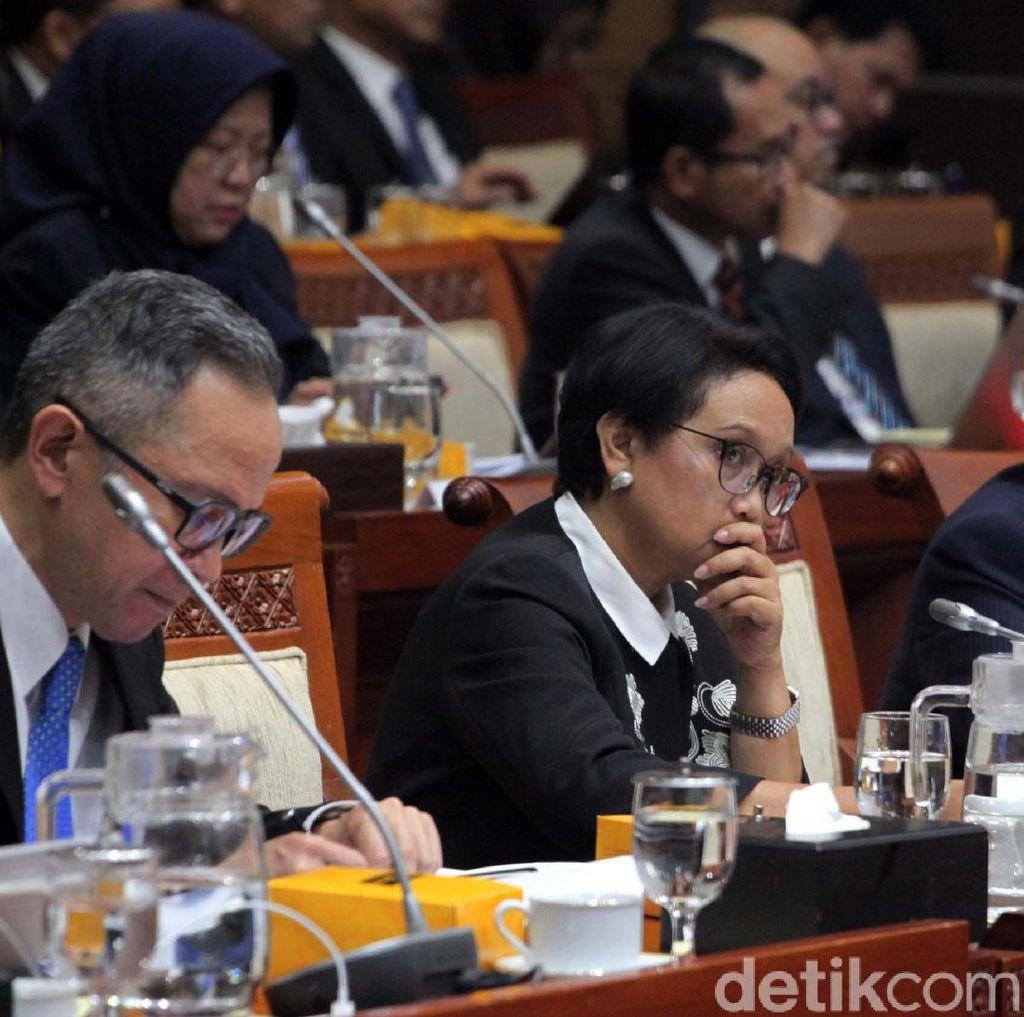 Menlu-Komisi I DPR akan Bahas Pencekalan Habib Rizieq di Rapat Tertutup