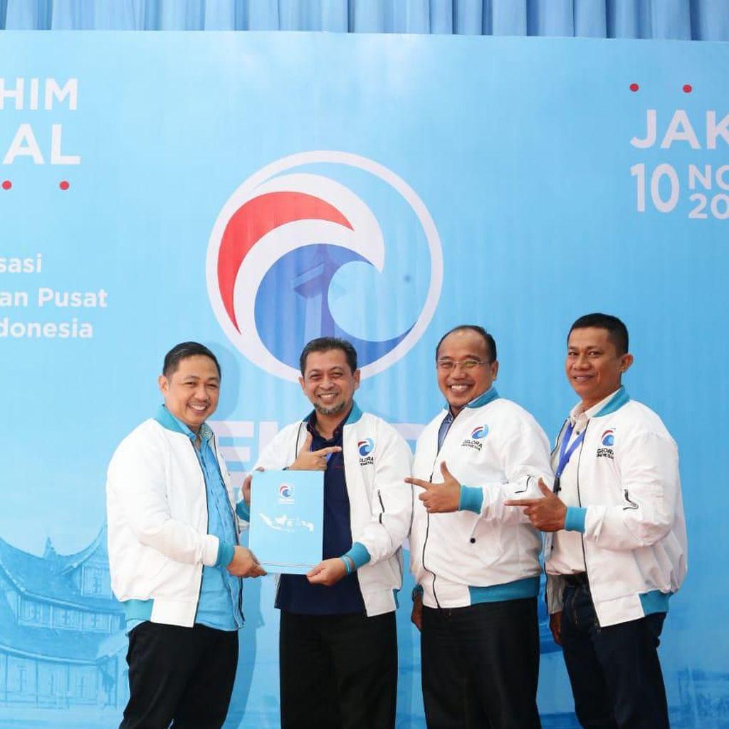 Hengkang dari PKS, Wagub Hadi Mulyadi Pimpin Partai Gelora Kaltim