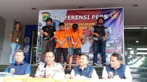 Polisi Tangkap Pencopet yang Kerap Beraksi di CFD Jakarta