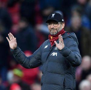 Liverpool Belum Kalah, Klopp: Memangnya Spesial, Ya?