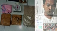 Simpan Ganja 1,5 Kg Dalam Lemari, Warga Cianjur Dibekuk Polisi