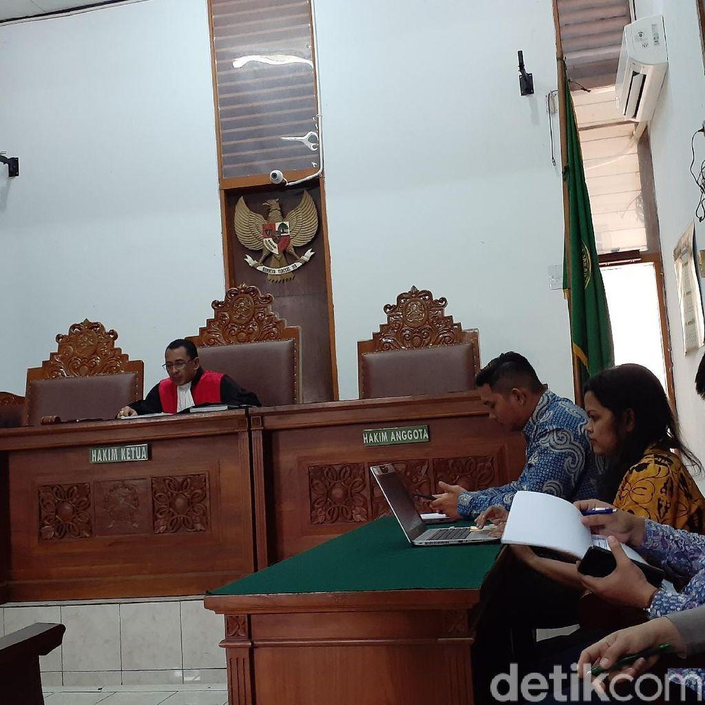 Hakim Tolak Praperadilan Tersangka Suap Impor Bawang Putih Dhamantra