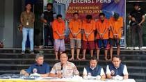 Curi Truk-Mobil Operasional Media, Komplotan Ini Ditangkap Polisi