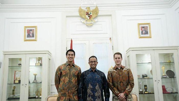 Sean Gelael akan wakili Indonesia di Formula E 2020? (dok.Sean Gelael)