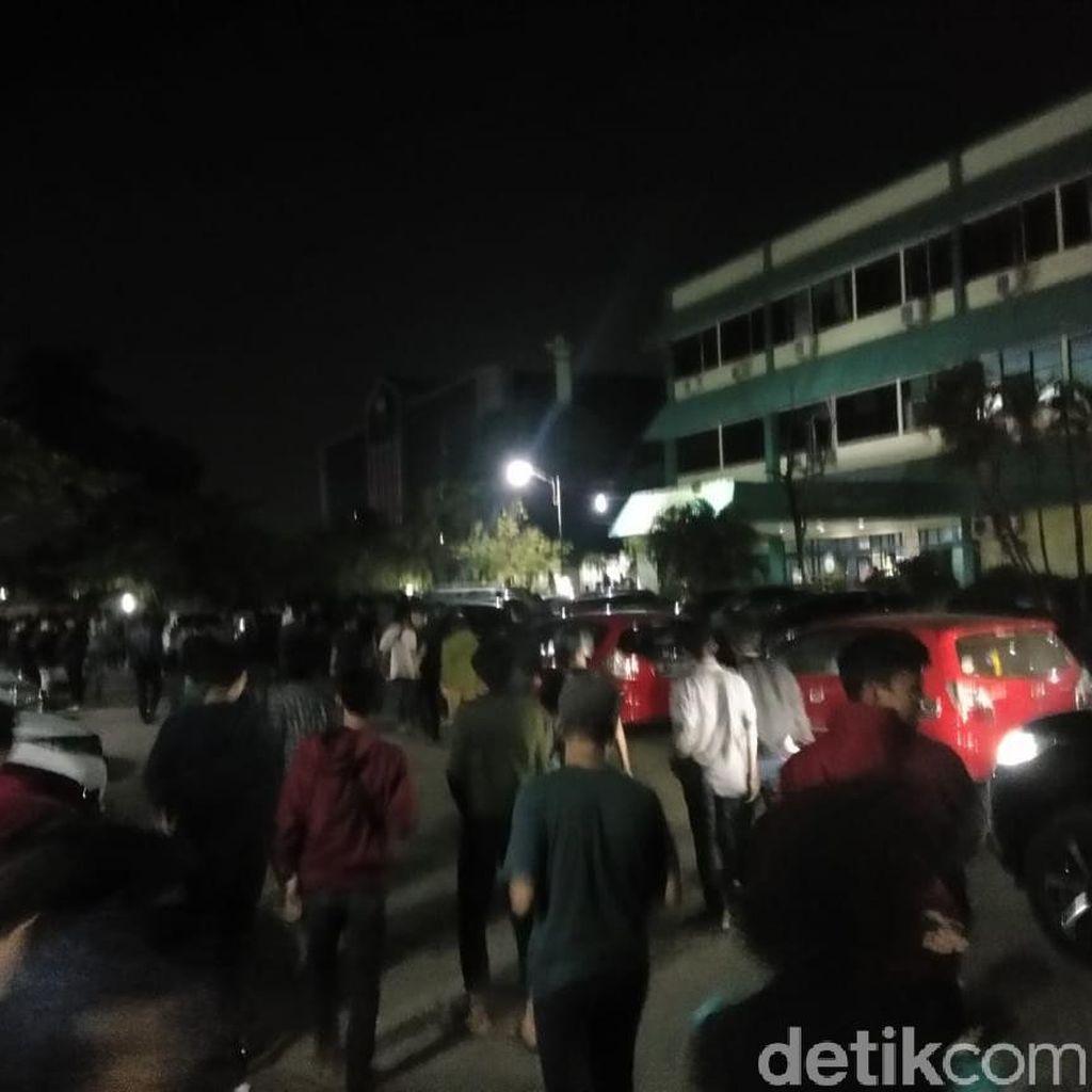 Mahasiswa UMI Makassar Tewas Diserang, Polisi Sisir Kampus