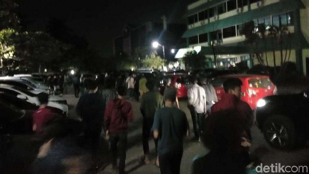 Jenazah Mahasiswa UMI Makassar yang Tewas Diserang Diautopsi