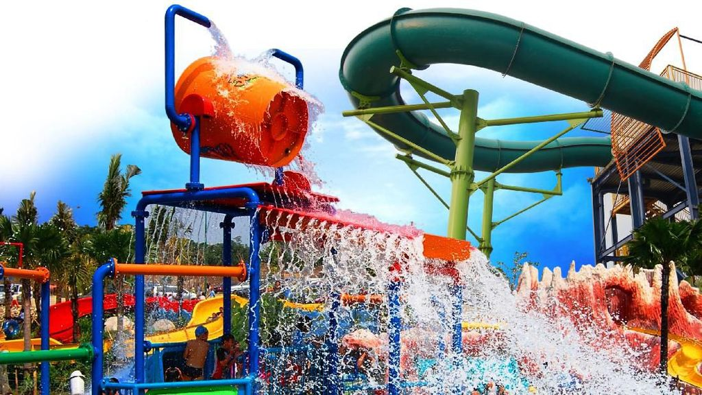 The Jungle Waterpark Perpanjang Promo Hingga November