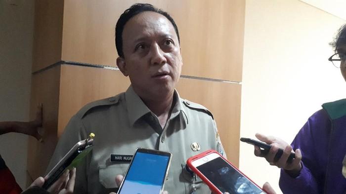 Kepala Dinas Bina Marga DKI Jakarta Hari Nugroho (Dwi Andayani/detikcom)