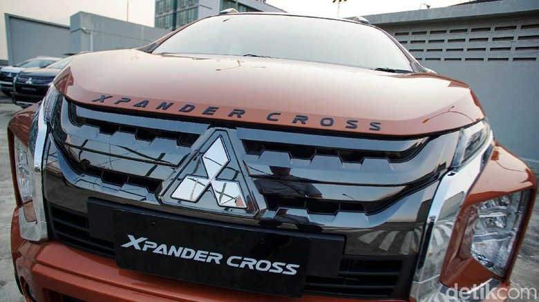 Mitsubishi Xpander Cross/Foto: Rachman Haryanto