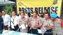 Geng Motor Cilincing Pembacok Sekuriti Berakhir di Polisi