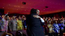 Potret Politik Mesra: Jokowi, Surya Paloh, dan Sohibul Iman