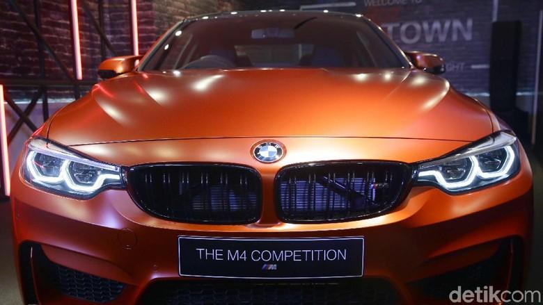 BMW M4 Competition Foto: Grandyos Zafna
