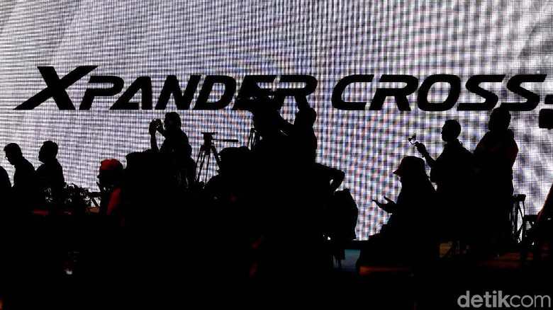 Mitsubishi Xpander Cross Foto: Ari Saputra