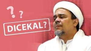 Habib Rizieq Dicekal?